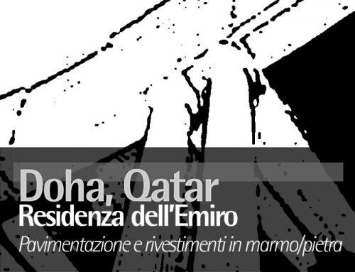 Doha, Qatar Rivestimento e pavimentazione Residenza Emiro
