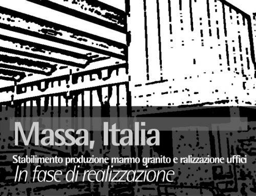 Massa, Italy Stabilimento produzione marmo granito e realizzazione uffici