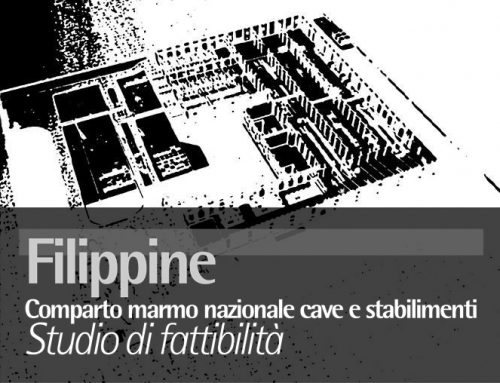 Filippine Studio su lavorazione ed escavazione prodotti lapidei