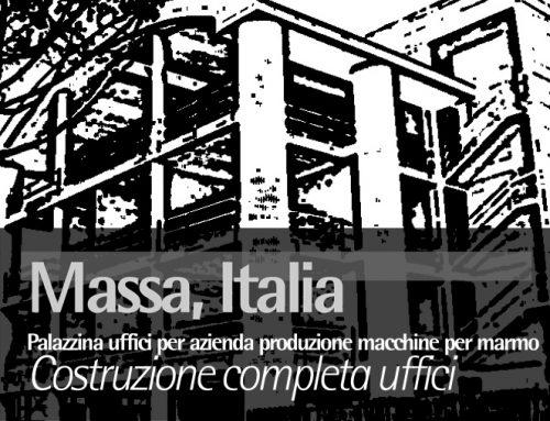 Massa, Italy Palazzina uffici per azienda produzione macchine per marmo